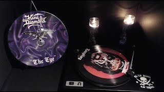 """King Diamond """"Conspiracy"""" Picture Disk LP Stream"""