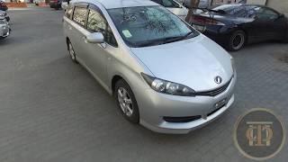 Toyota Wish 1.8X HID 2010