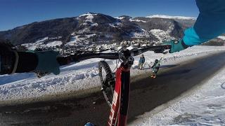 Mountain Bike is the New Ski // Kilian Bron
