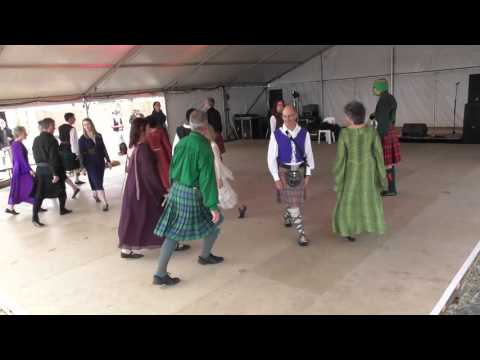 NFF 2015 - 'The Lord of the Rings Collection' of Scottish Country Dances (SCD)