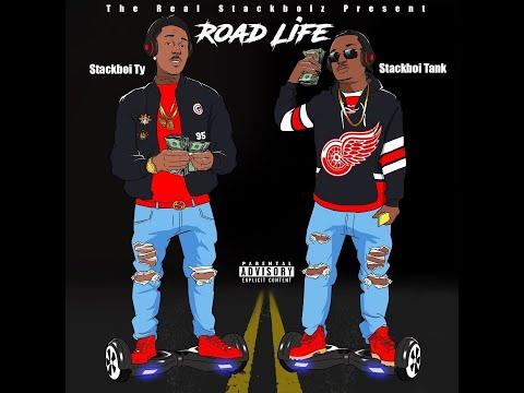 StackBoi Ty X Stackboi Tank - Road Runner (Feat. Euro Jea)