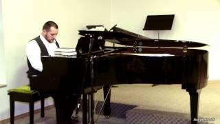 Aud pasii Tai (la pian) - Dumitru Budac