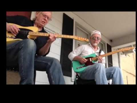 Front porch music - Goofing on the Blues w/ Billy Byrne