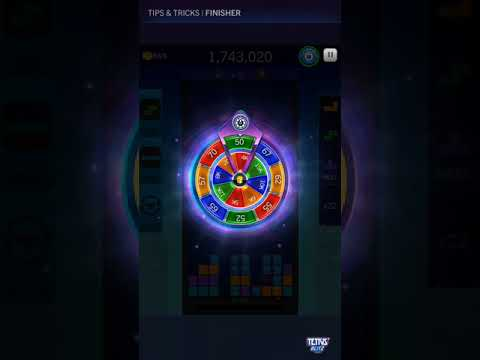Tetris Blitz: Tips and Tricks - Lucky Spin
