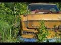 Three field/forest finds - Urbex Finland