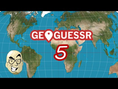 GeoGuessr - Northernlion Plays - Episode 5