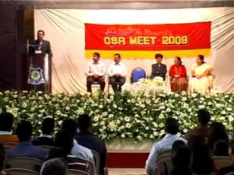 speech on the occasion of alumni meet