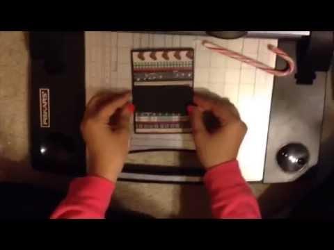 DIY: Hot Chocolate Envelope