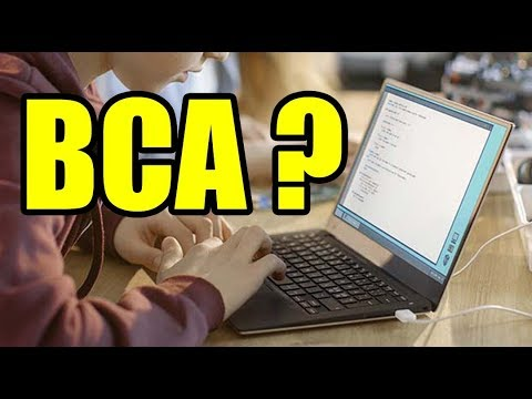 How to plan your career if you are a BCA student