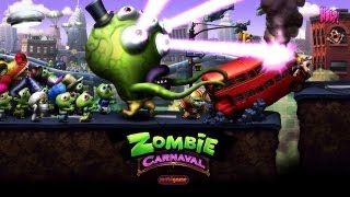 Zombie Carnaval - Universal - HD Gameplay Trailer