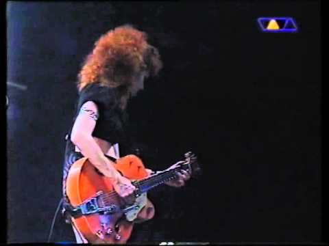 The Cramps - Human Fly (Essen 1998)