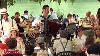 Accordéon guinguette – Grégory Chauchat – Animation accordéon solo