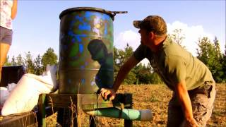 Tips On Making Your Own Cheap Deer Feeders 704 Style