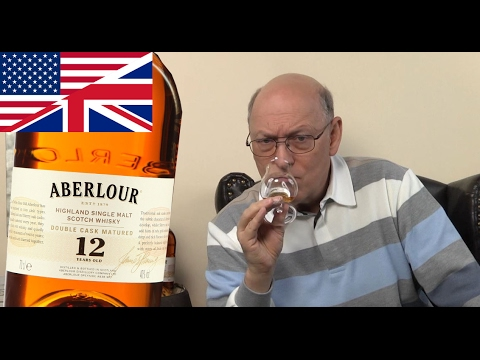 Whisky Review/Tasting: Aberlour Double Cask 12 Years