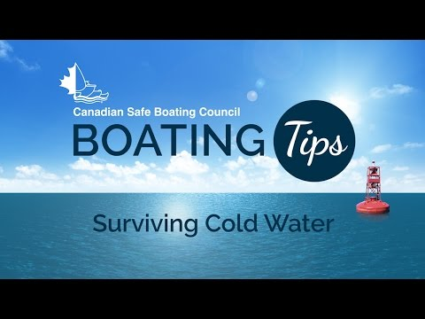 Surviving Cold Water Immersion