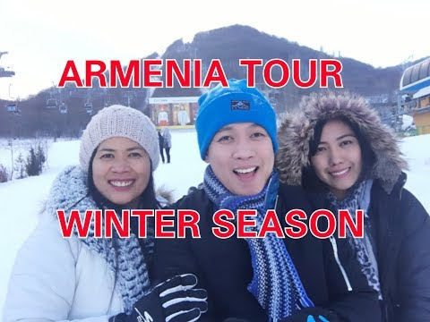 Armenia Winter Tour