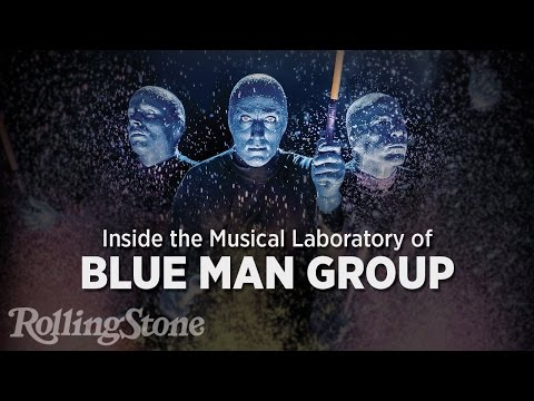 Inside the Musical Laboratory of Blue Man Group Mp3