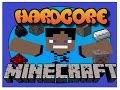 Minecraft Hardcore pegando minerios