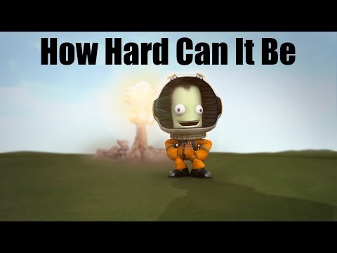 [HIGHLIGHT] How Hard Can It Be | Waldo Plays Kerbal Space Program [LIVE]