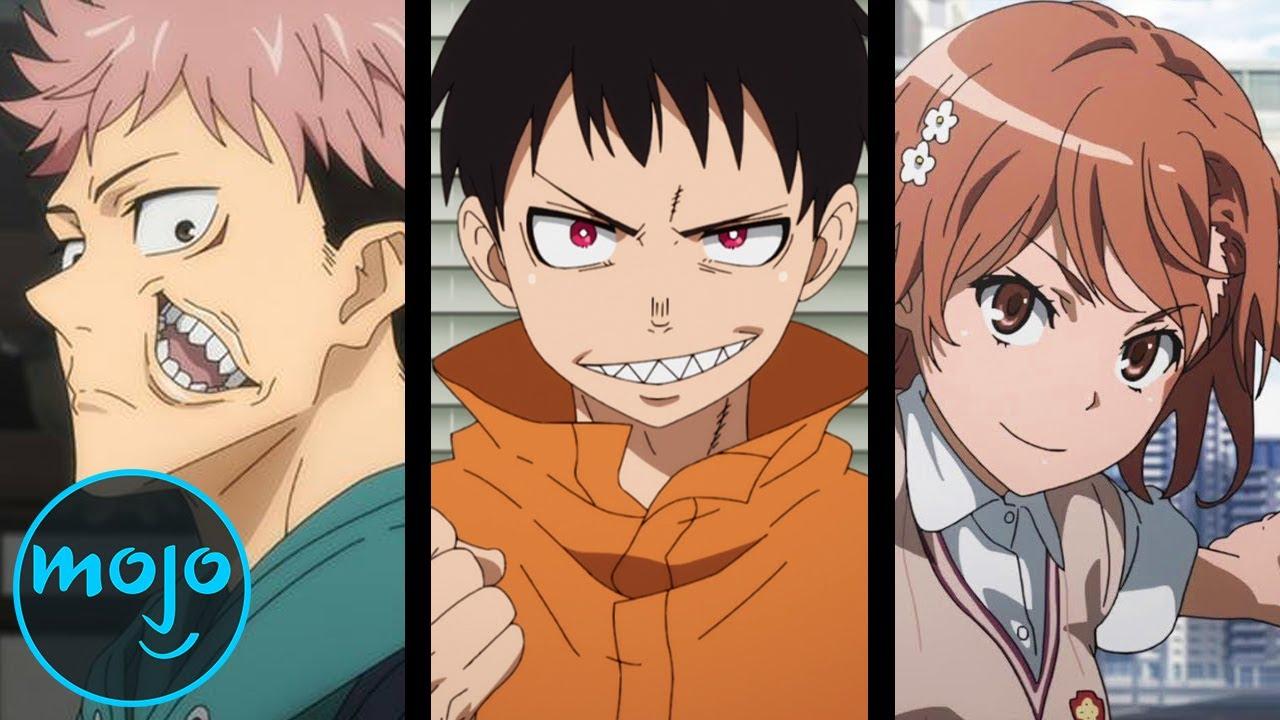 Top 20 Anime of 20