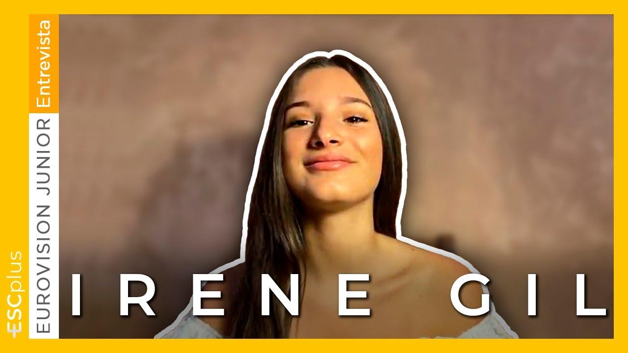 """Irene Gil: """"Ojalá pueda vivir la experiencia de representar a España en Eurovisión Junior 2020"""""""
