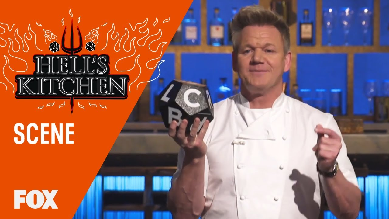 Download The Chefs Play Craps   Season 19 Ep. 8   HELL'S KITCHEN