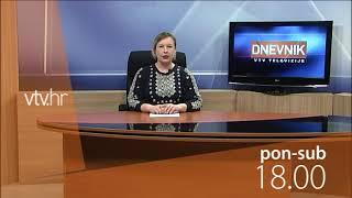 VTV Dnevnik najava 18. ožujka 2019.
