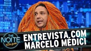 The Noite (03/09/15) - Entrevista com Marcelo Médici