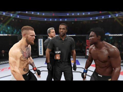 Conor McGregor Vs. Buakaw Banchamek (EA Sports UFC 2)