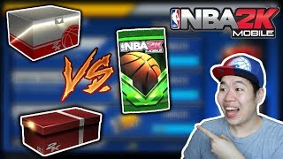 Which Packs Are Worth It To Open On 2k Mobile MyTeam