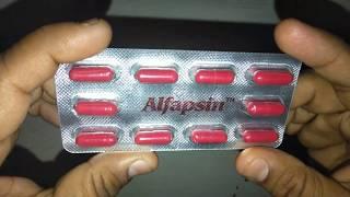 Alfapsin Capsules review जोड़ों का दर्द ,सूजन,जकड़न की आयुर्वेदिक दवा !