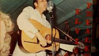 From The Waist Up - Elvis sings Too Much live - 1957