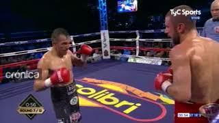 Narváez le ganó a Potapov por KOT