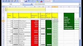 Excel Magic Trick #233: 2 Business Math Tricks