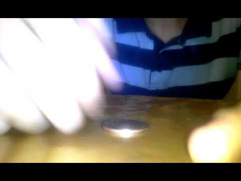 Фокус ,,с монеткой