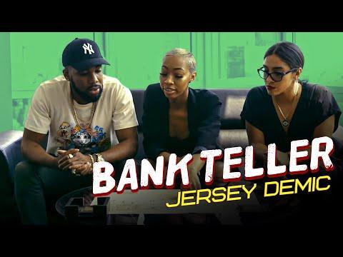 Jersey Demic – Bank Teller