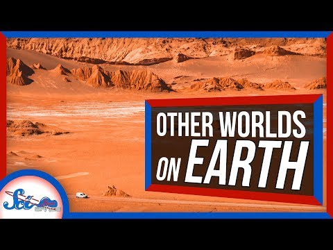 Other Worlds on Earth: Preparing for Space from Home