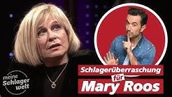 Die große Schlagerüberraschung: So charmant legt Florian Silbereisen Mary Roos rein