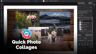 Quick & Easy Photo Collages - ON1 Photo RAW