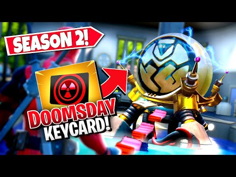New Activated Doomsday Device Location Found In Game In Season