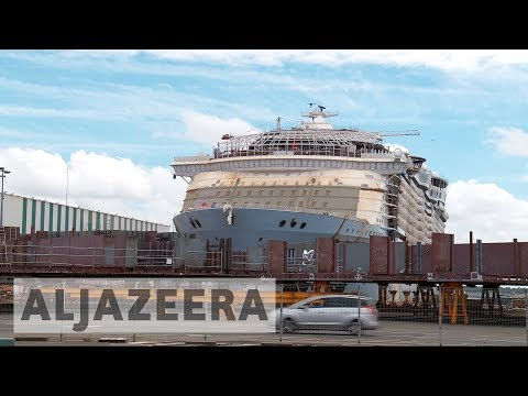 France and Italy in dispute over shipyard