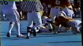 1980 #9 Oklahoma at #4 Nebraska