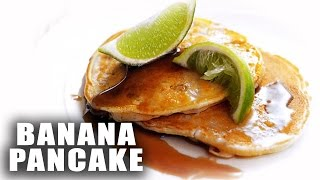 Banana Pancake || Breakfast For Kids @ Home