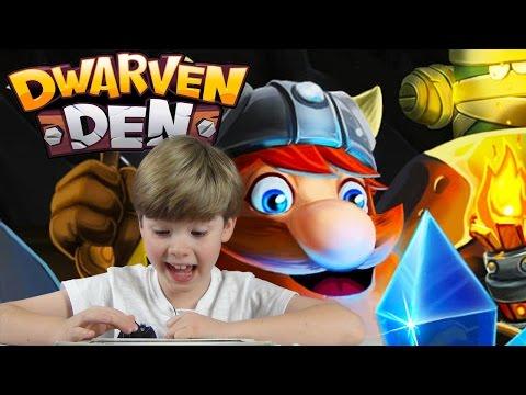 Dwarven Den   Mobile Games  