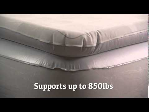 BeautyRest Memory Aire   Air Bed with Memory Foam