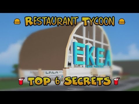 Restaurant Tycoon TOP 6 SECRETS, TIPS AND TRICKS!