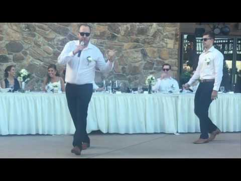 Best Man Wedding Rap