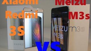 Redmi 3s vs Meizu M3s. Дуэль Meizu vs Xiaomi сравнение возможностей!(, 2016-09-20T20:01:10.000Z)