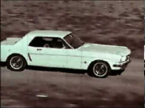 1964 Ford Mustang II Commercial