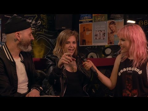 Youth Code Interview 2018: How They Met, Making Music, Chelsea Wolfe, Sara's New Punk Band + More